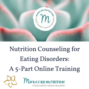 online training for eating disorders