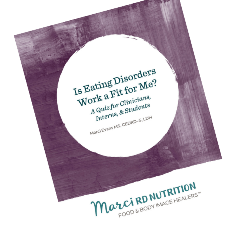 Is Eating Disorders Work a Fit for Me?