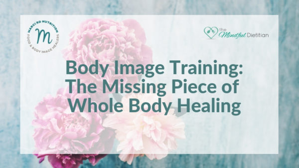 Body Image Training for dietitians