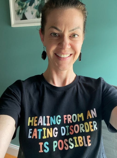 Healing From An Eating Disorder Is Possible Tshirt